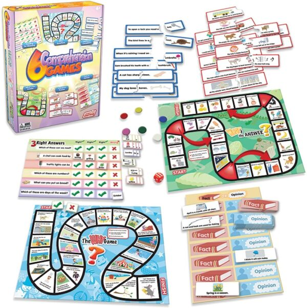 6 Comprehension Games-4989
