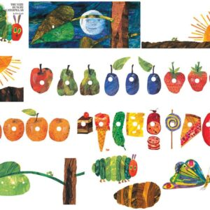 The Very Hungry Caterpillar, What Do You Hear? - Flannel Board Stories-6356