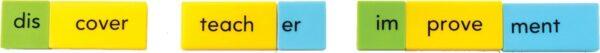 Word Building Dominoes-5115
