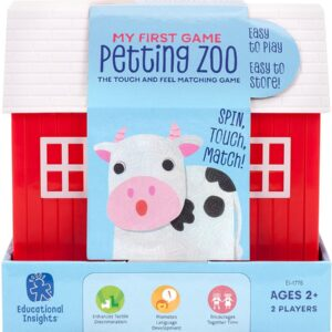 My First Game: Petting Zoo-0