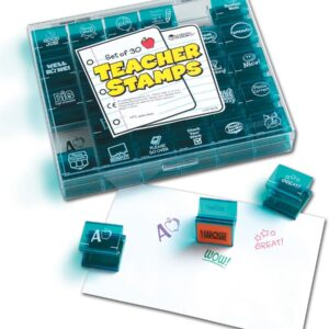 Jumbo Teacher Stamps-0