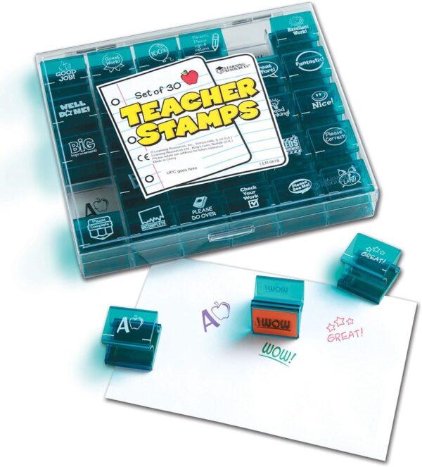 Jumbo Teacher Stamps-0