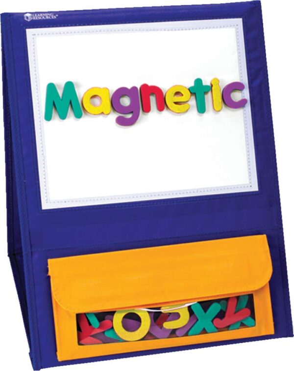 Magnetic Table Top Pocket Chart-5581