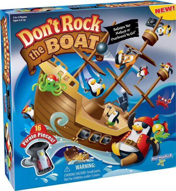 Don't Rock the Boat (New Edition)-0