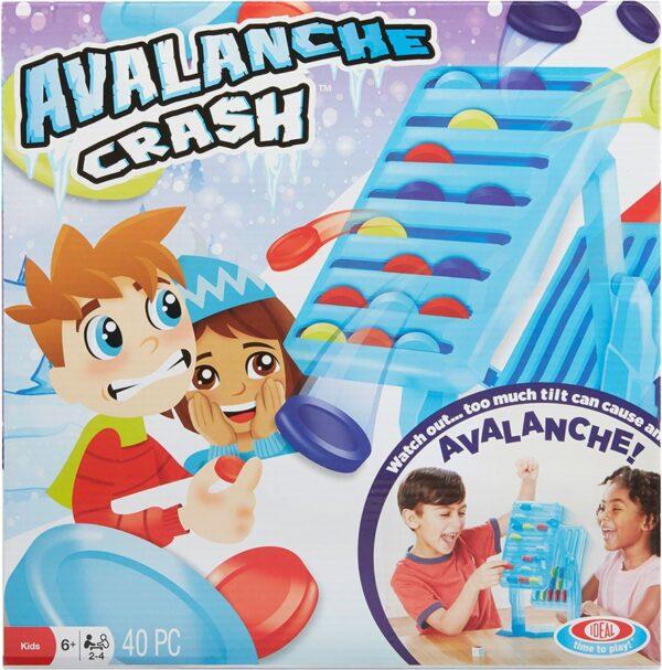 Avalance Crash-0