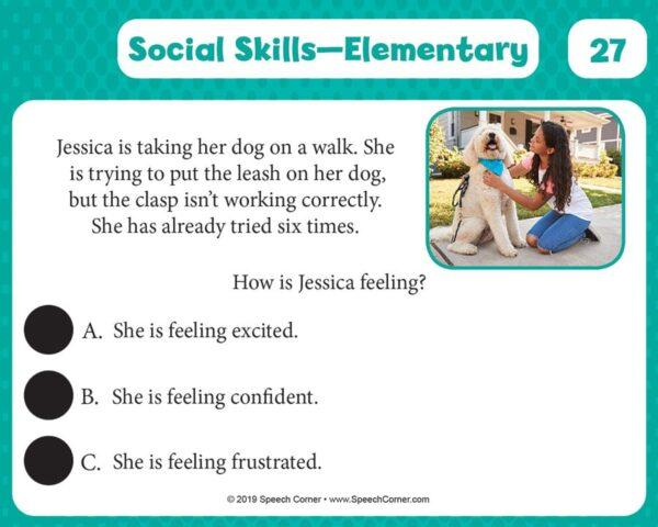 Spot On! Social Skills Elementary-5369