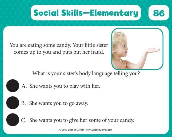 Spot On! Social Skills Elementary-5371