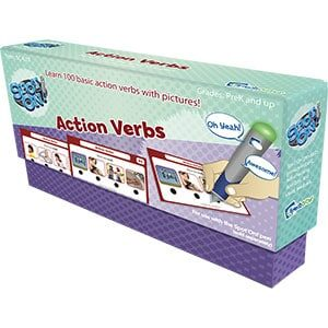 Spot On! Action Verbs-5079