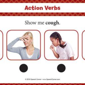 Spot On! Action Verbs-5082