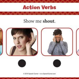 Spot On! Action Verbs-5083