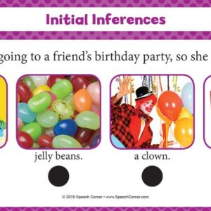 Spot On! Initial Inferences-5046