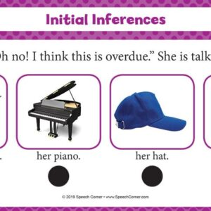 Spot On! Initial Inferences-5047