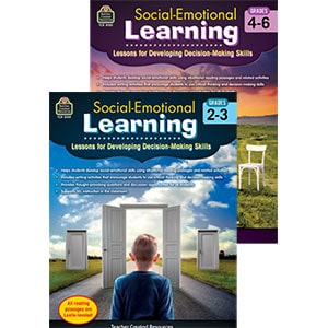 Social Emotional Learning: Lessons for Developing Decision-Making Skills-5382