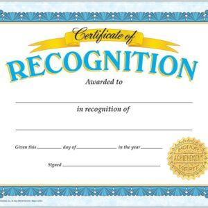 Recognition Certificates-0