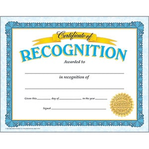 Recognition Certificates-5425