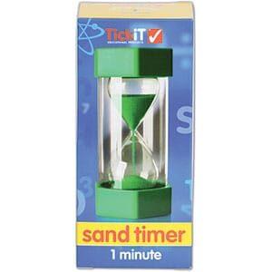 Large Sand Timer: 1 Minute-5621