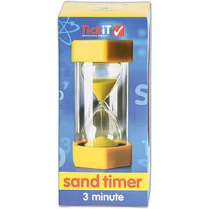 Large Sand Timer: 3 Minute-5629