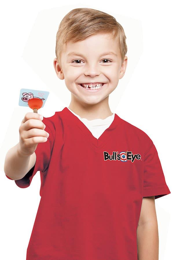 Bull's Eye-6176