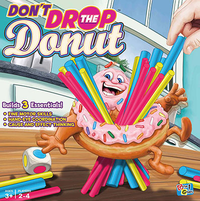 Don't Drop the Donut ***Available mid-May***-0