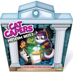 Cat Capers Museum Heist-0