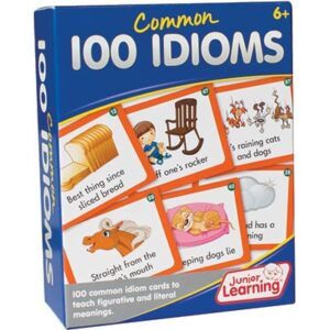 100 Common Idioms-0