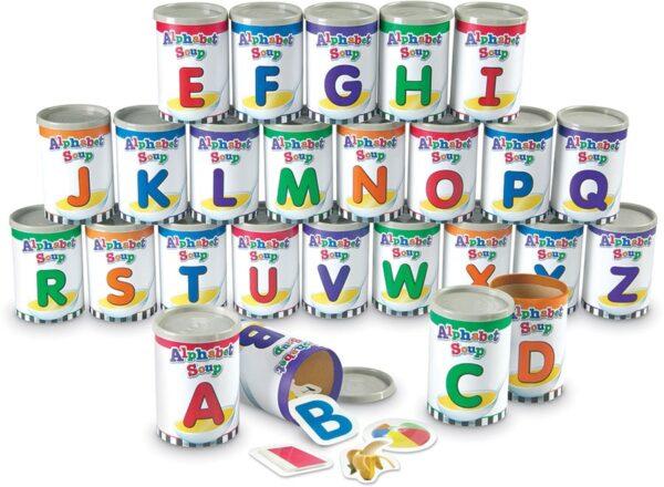 Alphabet Soup Sorters-6008