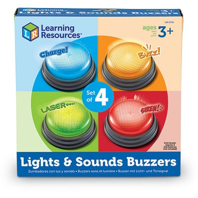 Lights and Sounds Answer Buzzers-0