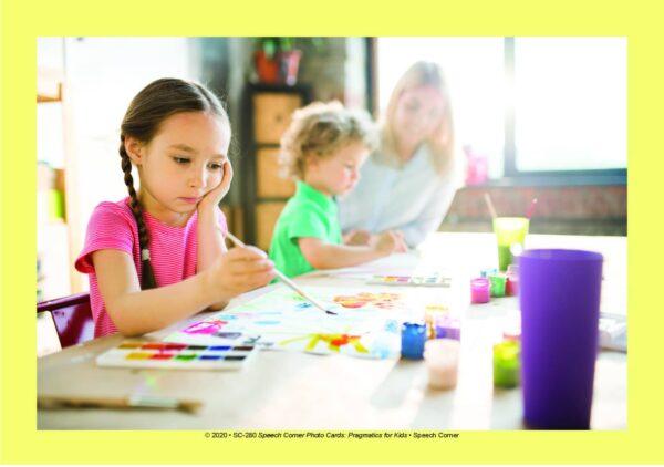 Speech Corner Photo Cards Pragmatics for Kids-6088