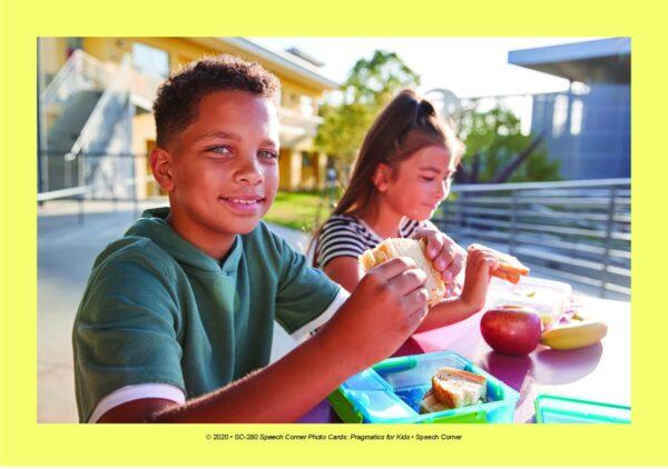 Speech Corner Photo Cards Pragmatics for Kids-6086