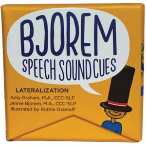 Bjorem Speech Sound Cues- Lateralization-0