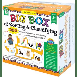 Big Box of Sorting & Classifying-0