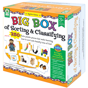 Big Box of Sorting & Classifying-0