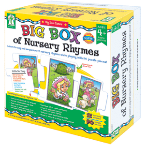 Big Box of Nursery Rhymes-0