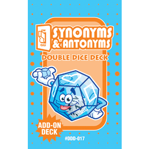 Synonyms & Antonyms Double Dice Add-On Deck-0