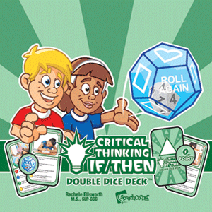 Critical Thinking If/Then Double Dice Deck-0