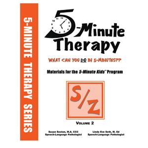 5 Minute Therapy Series - Volume 2, S/Z-0