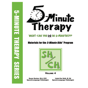 5 Minute Therapy Series - Volume 4, SH/CH-0