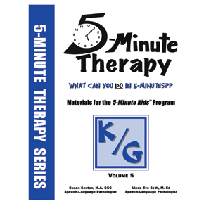 5 Minute Therapy Series - Volume 5, K/G-0
