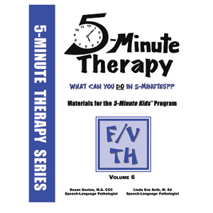 5 Minute Therapy Series - Volume 6, F/V TH-0