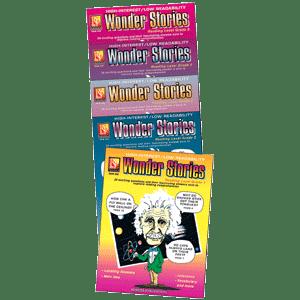 Wonder Stories-0