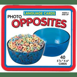 Basic Photo Cards - Opposites-0