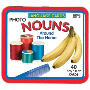 Basic Photo Cards - Nouns-0