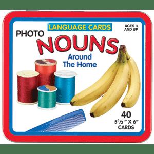 Basic Photo Cards - Nouns-0