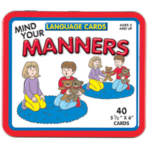 Mind Your Manners Cards-0