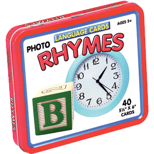 Basic Photo Cards - Rhymes-0