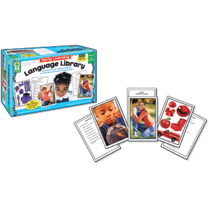 Early Learning Language Library Boxed Set-0