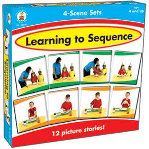 Learning to Sequence - 4 Scene Sets-0