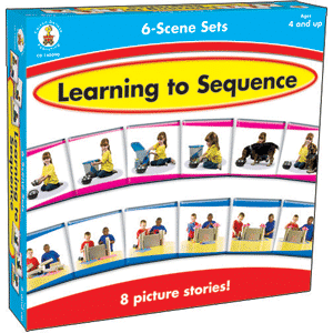 Learning to Sequence - 6 Scene Sets-0