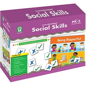 Mini File Folder Games - Social Skills-0