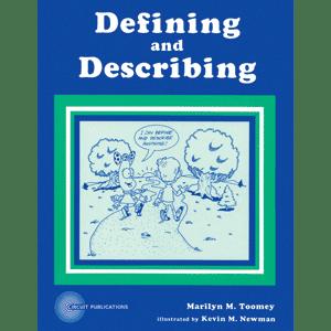 Defining and Describing-0